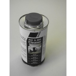 Solvent, PVC cleaner saba DCM a 650 ml.